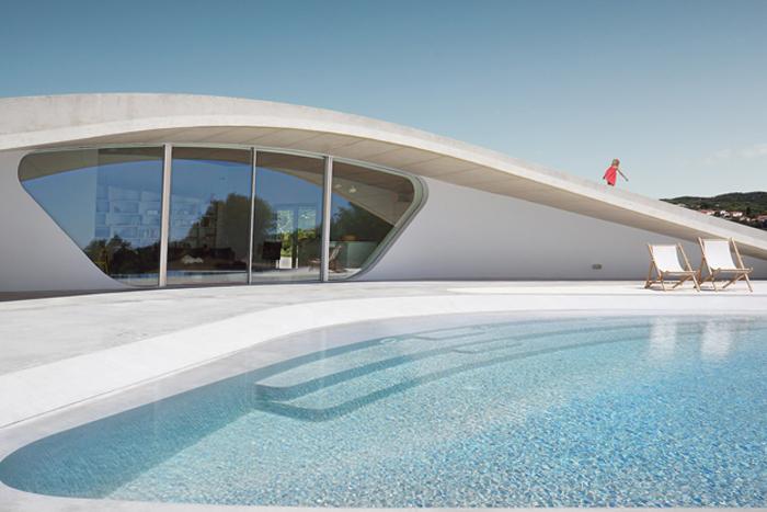 Villa Ypsilon - Grécia